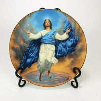 "Vintage 1990 ""The Transfiguration"" by AW The Life of Christ Plate Franklin Mint"