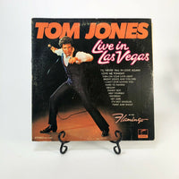 TOM JONES • LIVE IN LAS VEGAS AT THE FLAMINGO LP