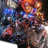 Nashville's Broadway Art Photography Print 6/25 Signed