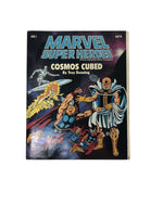 ME1 COSMOS CUBED Marvel Super Heroes Adventure Module Hero