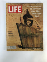 Life Magazine July 8 1966 Claudia Cardinale De Gaulle's Bold Power Play