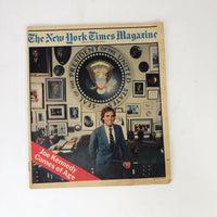 The New York Times Magazine- May 29 1977 joe kennedy