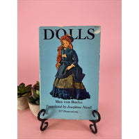 1972 DOLLS Collecting by Max Von Boehn 277 Illustrations