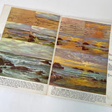 1960's 32 Painting Lessons in Oil - How-To Painting Book