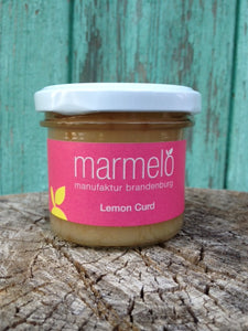 Lemon Curd vegan 120g
