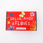 Load image into Gallery viewer, Salud, Amor & Flores - Blumenkugeln