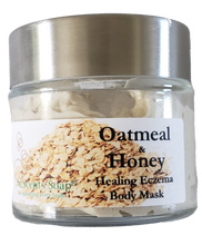 Load image into Gallery viewer, Oatmeal Honey All Over Body Mask