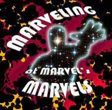 Marveling at Marvel's Marvels ( engelstalige Podcast) Aanrader!