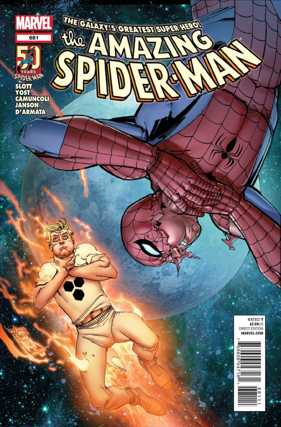Amazing Spider-Man #681