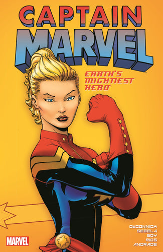 Captain Marvel: Earth's Mightiest Hero Vol. 1 (Trade Paperback) (2016)