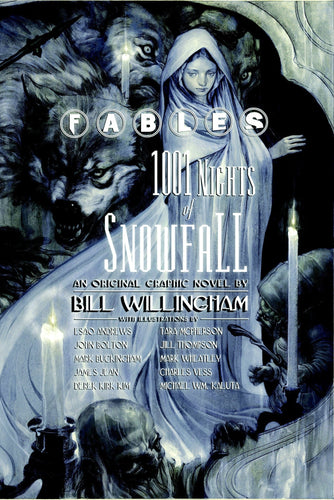 Fables: 1001 Nights of Snowfall (TPB) (2008)