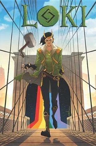 Loki: The God Who Fell To Earth (TPB) (2020)
