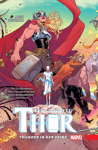 Mighty Thor Vol. 1: Thunder in her Veins (TPB) (2016)