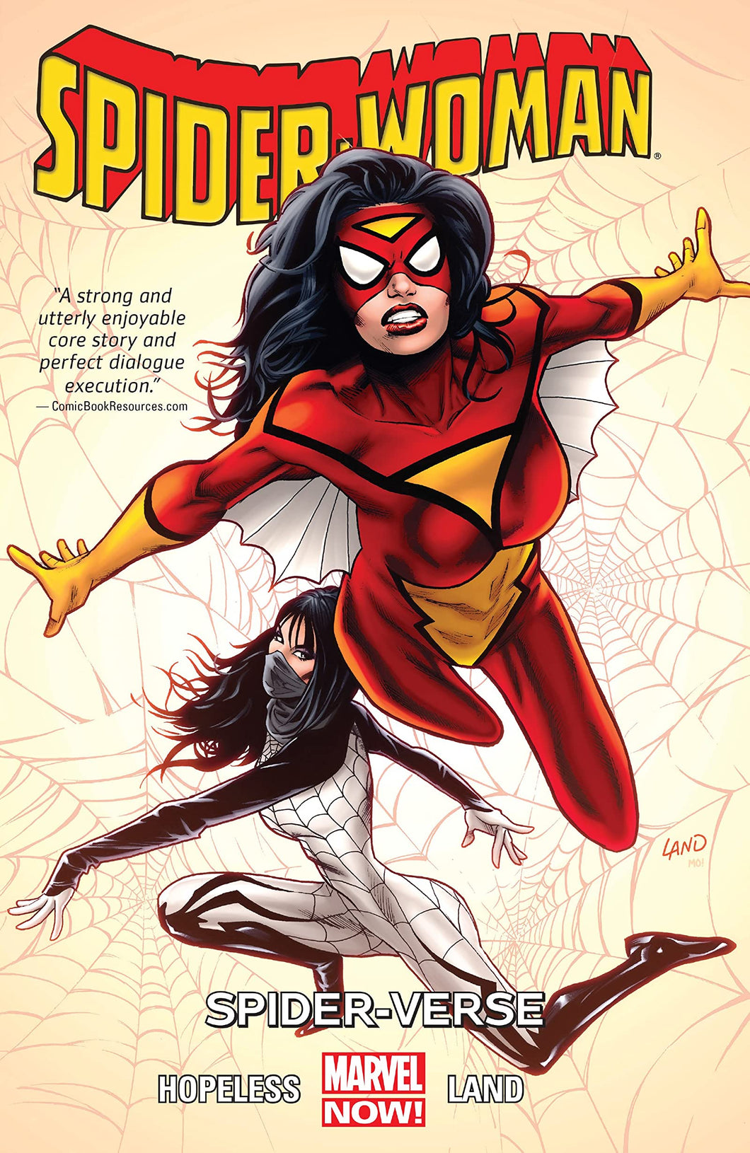 Spider-Woman Volume 1: Spider-Verse (TPB) (2015)