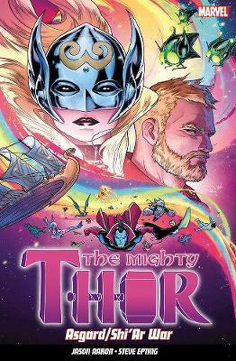 The Mighty Thor Vol. 3 (TPB) (2017)