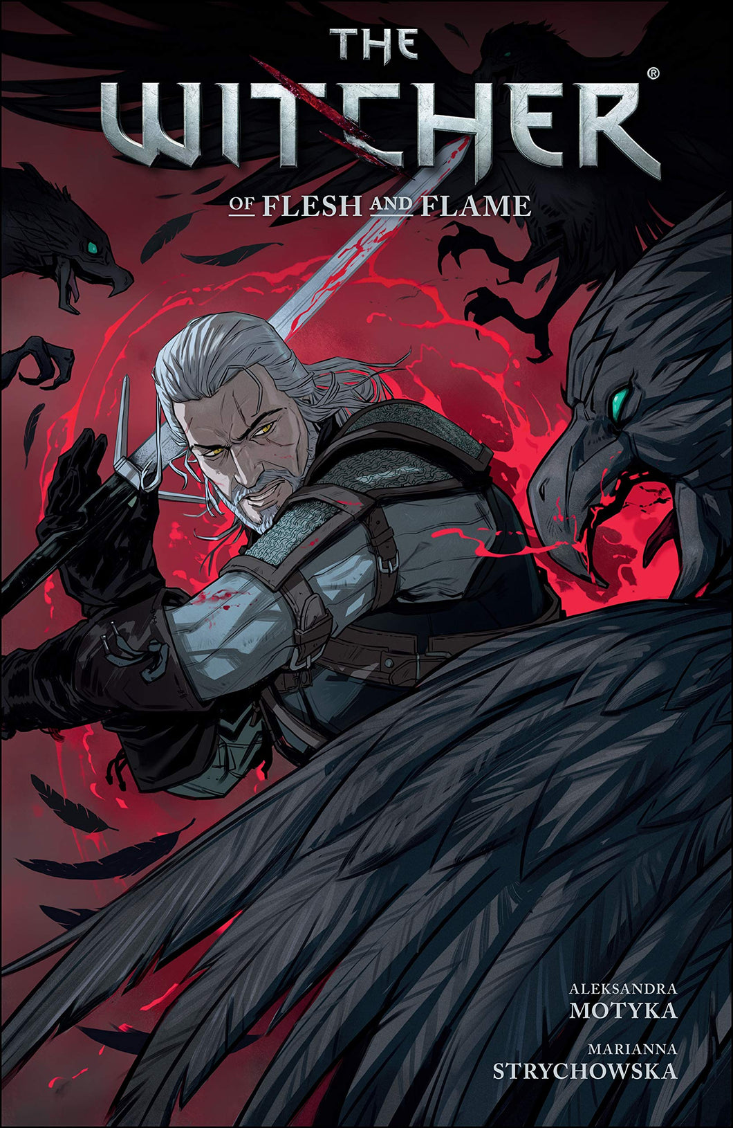 The Witcher Volume 4: Of Flesh and Flame (TPB) (2019)