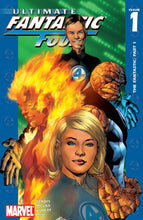 Afbeelding in Gallery-weergave laden, Ultimate Fantastic Four #1 TPB