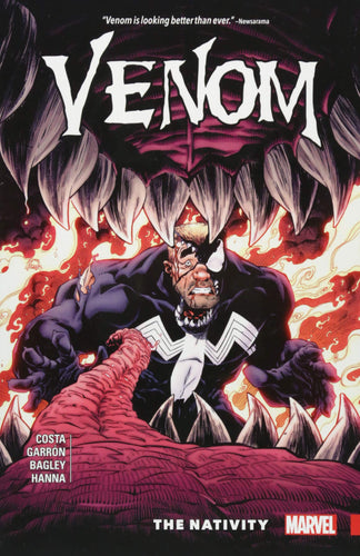 Venom Vol. 4: The Nativity (TPB) 2018