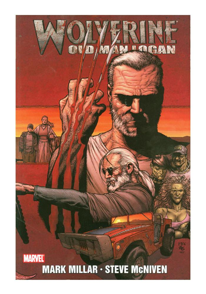 Wolverine: Old Man Logan (Graphic Novel) (2010)