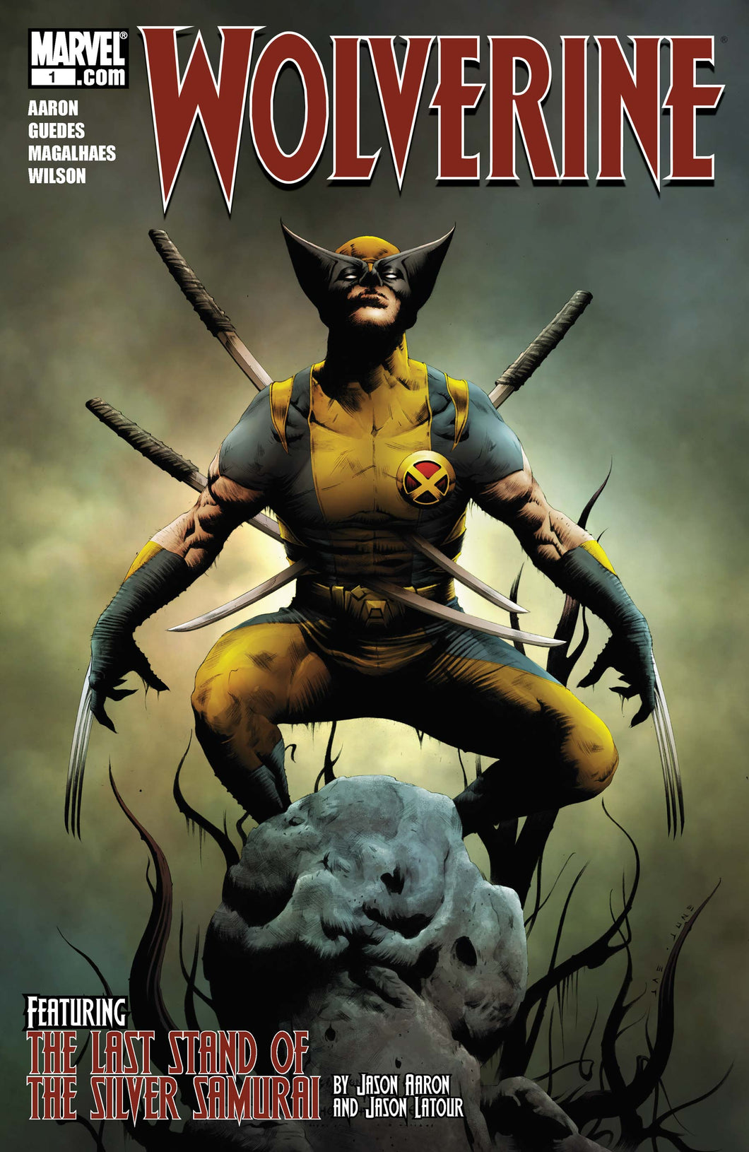 Wolverine Vol 4 full series set