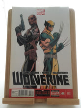 Afbeelding in Gallery-weergave laden, Set Wolverine (All New Marvel Now!) 3