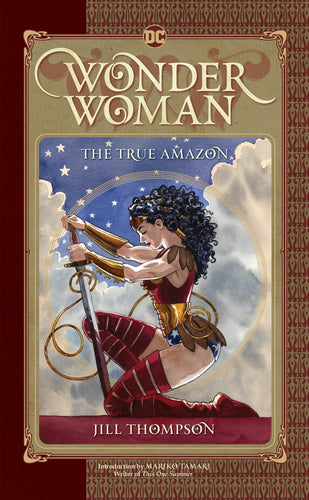 Wonder Woman The True Amazon ( Softcover 2016)