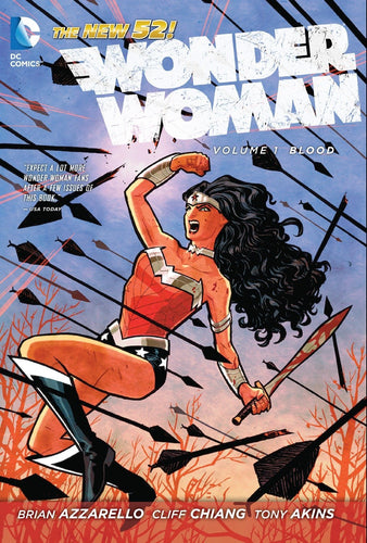 Wonder Woman New 52 SET (Single Issues)