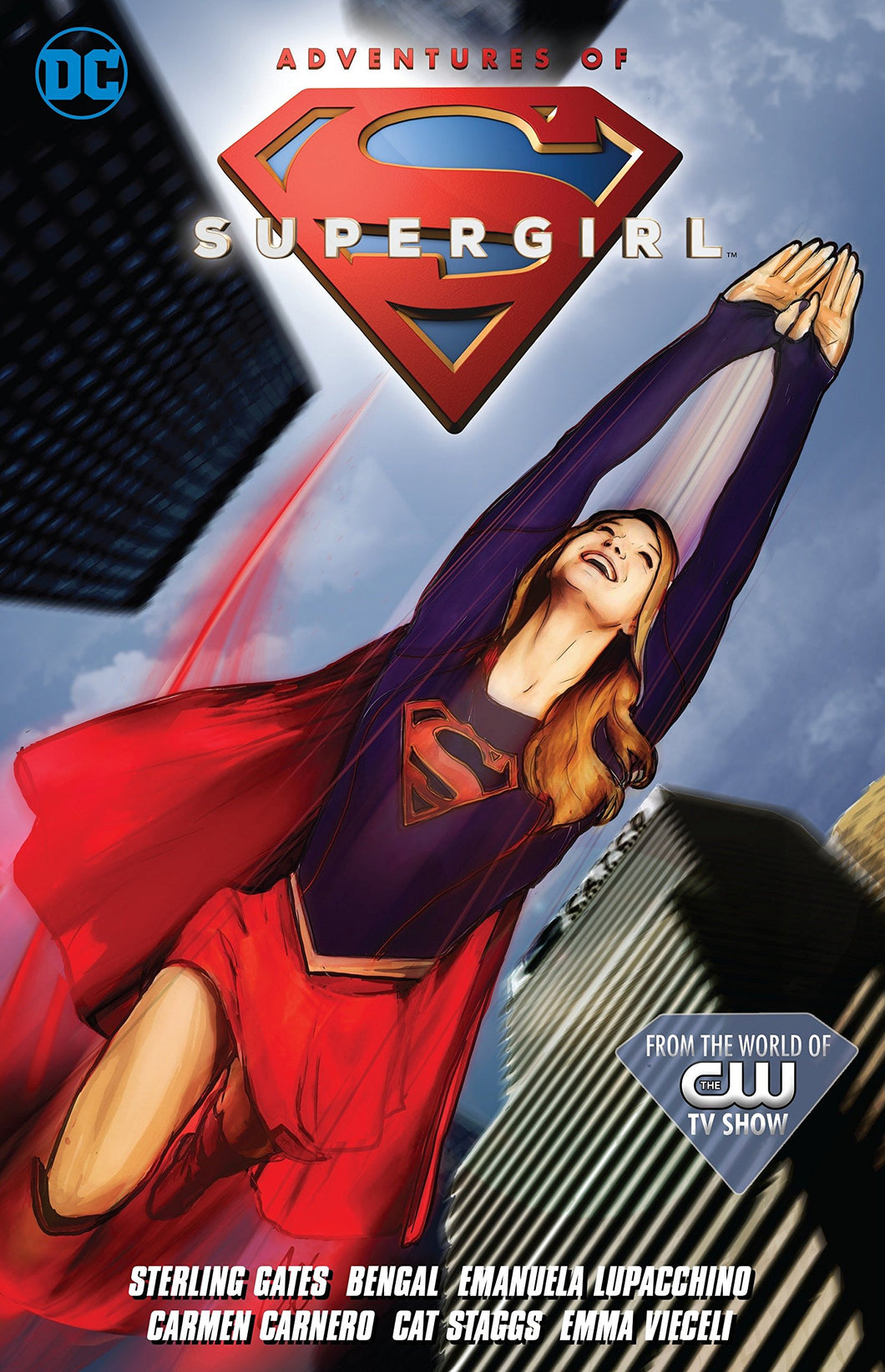 Adventures of Supergirl Vol. 1 (TPB) (2016)
