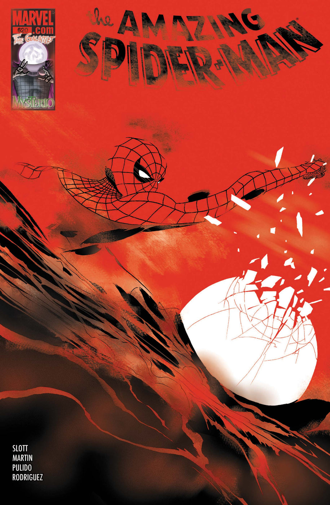 Amazing Spider-Man #620