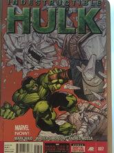 Afbeelding in Gallery-weergave laden, The Indestructible Hulk SET (2012-2014) (Single Issues)
