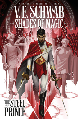 Shades Of Magic: The Steel Prince Vol. 1 (TPB) (2019)