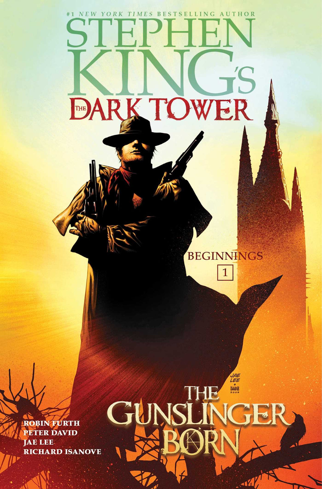 Stephen King's Dark Tower: The Gunslinger Born (TPB) (Hardcover) (2017)