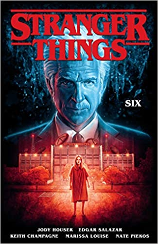 Stranger Things: SIX (TPB) (Graphic Novel) (2019)