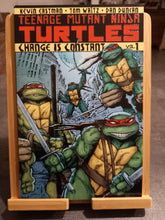 Afbeelding in Gallery-weergave laden, Teenage Mutant Ninja Turtles Volume 1: Change is Constant (TPB) (2012)
