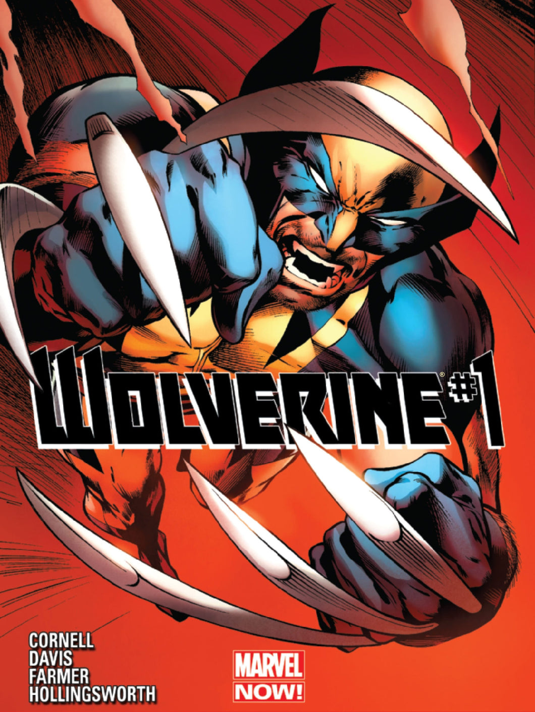 Set Wolverine (All New Marvel Now!)