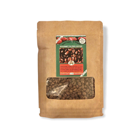 Organic Roasted Filter Coffee Beans