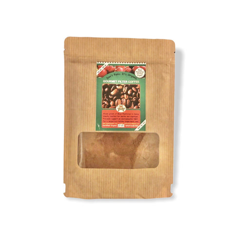 Organic Roasted Filter Coffee Powder