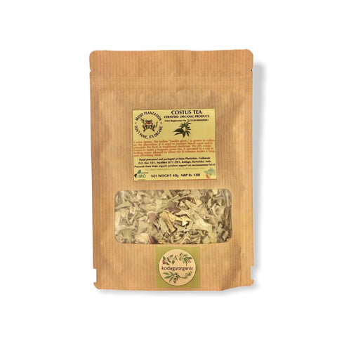 Organic Costus Green Tea