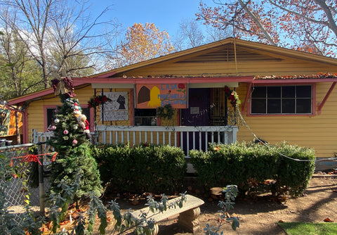 casa marianella, giving back, havenside bath and body, domestic violence shelters, austin texas