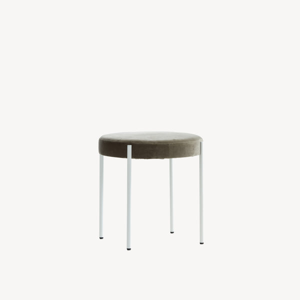 Series 430 Stool - Hvidt stel