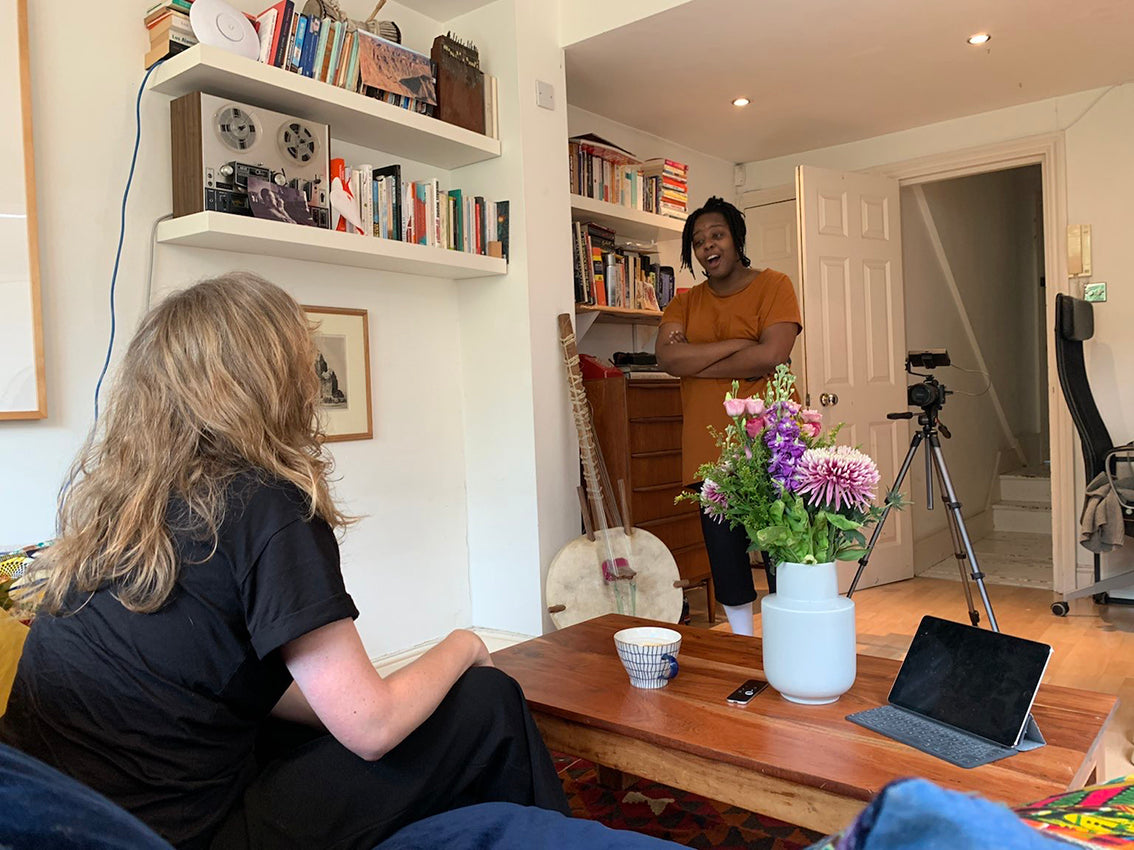 Studio Kavall interview for A Seat at the table by Tracy K
