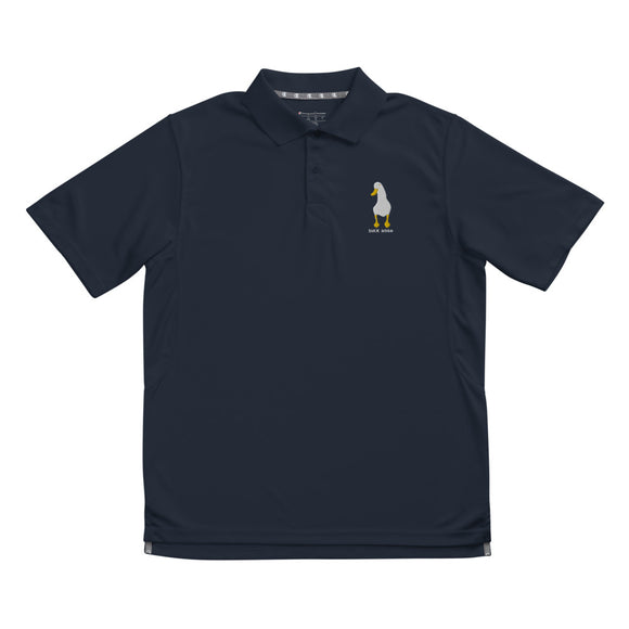 Duck Hook Men's Champion performance polo