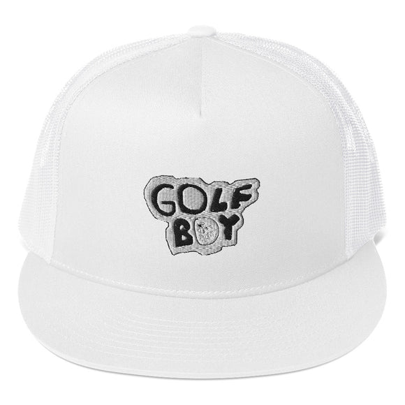 The Original Golf Boy Trucker Cap