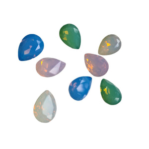 Large Teardrop Opal Crystals