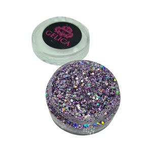Lilac Luster Nail Glitter