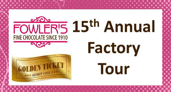 Fowler's 15th Annual Factory Tour