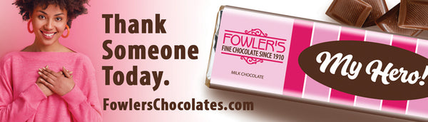 Good Deeds Deserve Great Chocolate