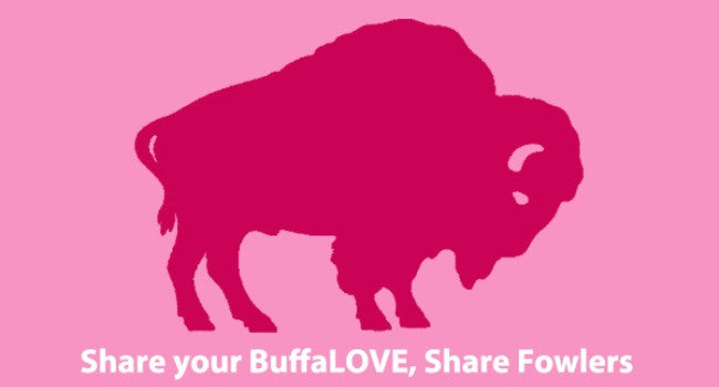 Top Tips to Share the BuffaLOVE