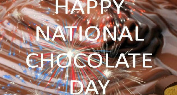 NATIONAL CHOCOLATE DAY – October 28