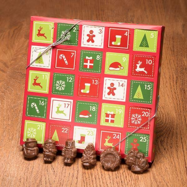 Buffalo's Best Chocolate Advent Calendar by Fowler's Chocolates